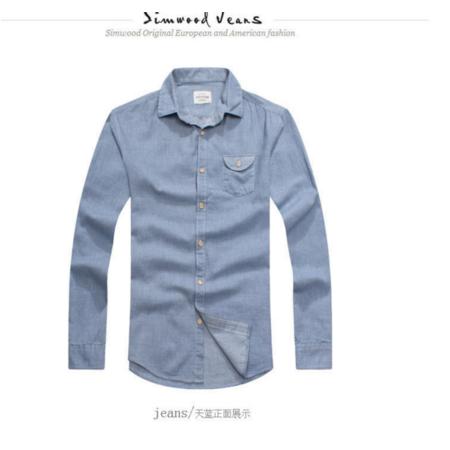 2016韩版夏季薄款 欧美风舒适潮棉麻亚麻透气男士长袖短袖衬衫