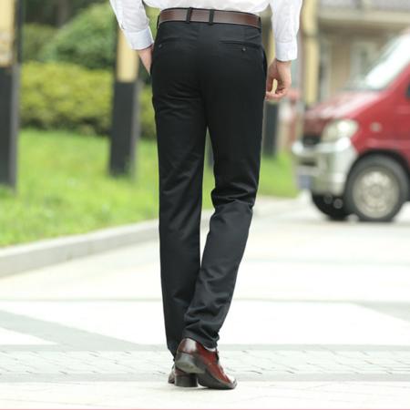 2016秋季新款雅希特男式休闲裤子长裤直筒男士西裤休闲男装