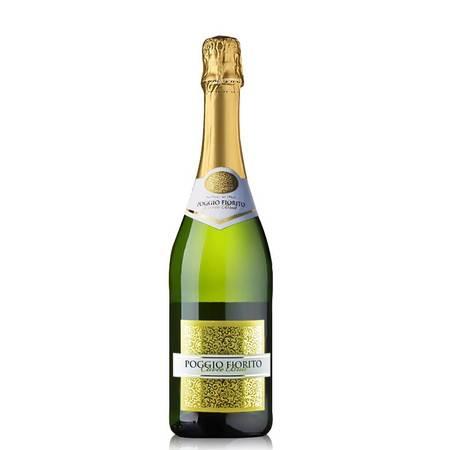 意大利原瓶进口红酒 花神起泡白葡萄酒 进口甜起泡酒750ml