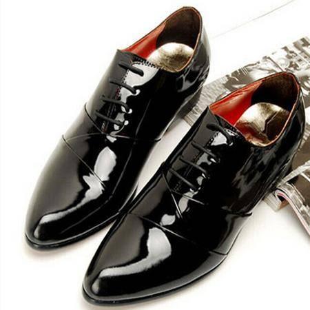 Mr.benyou 正品2014高端商务正装鞋英伦时尚潮流男鞋皮鞋H209-D8859-1