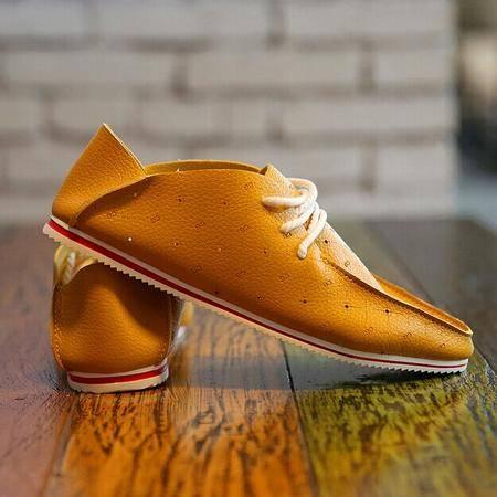 Mr.benyou2014正品意大利头层超柔小牛皮压花休闲鞋休闲男士真皮板鞋夏季新H312-X023