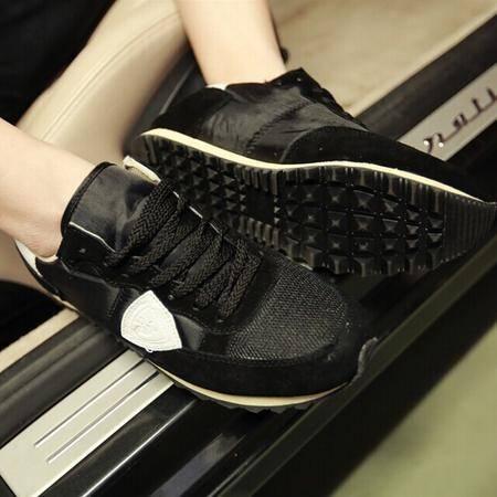 Mr.benyou 2014正品新款色水洗磨砂鞋男士休闲拼慢跑步板鞋韩版旅游鞋H508-XM002
