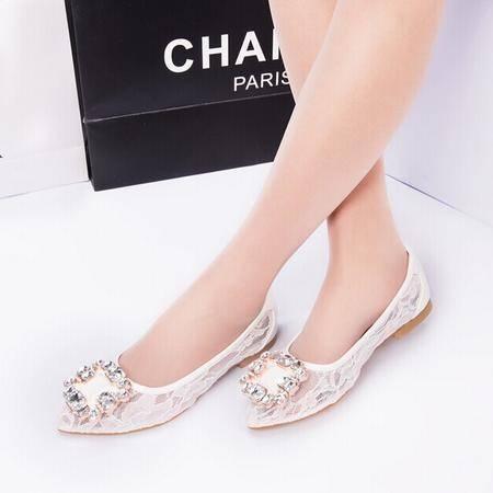 Mr.benyou正品新款单鞋女高跟鞋漆皮欧美时尚尖头细跟糖果色女鞋QDO39-A818-23
