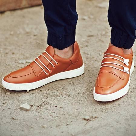MR.BENYOU2015夏季新款 韩版运动休闲鞋 男士潮鞋 反绒皮男鞋Q