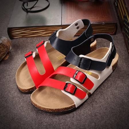 Mr.benyou2015新款时尚休闲夏季情侣男女凉鞋沙滩鞋个性沙滩拖鞋防滑开车可穿拖鞋子 Z