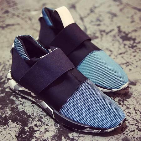 Mr.benyou2015新款夏季透气板鞋韩版男士运动休闲鞋男鞋子青春潮流低帮鞋街头潮鞋 Z