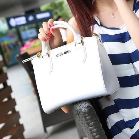 Mr.benyou2015夏季新款韩版时尚热卖手提包糖果色女士真皮单肩斜挎包小包女 S2
