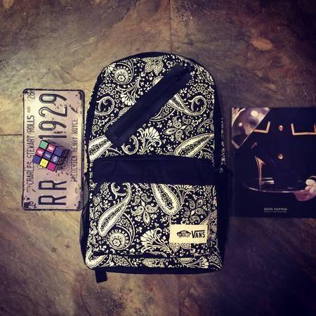 Mr.benyou2015新款学生帆布书包字母印花运动双肩包书包背包时尚街头风背包JJ