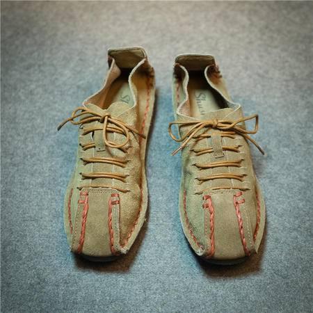 MR.benyou2015秋冬新款韩版男士真皮鞋休闲鞋船鞋日常百搭鞋豆豆潮鞋男鞋潮LL