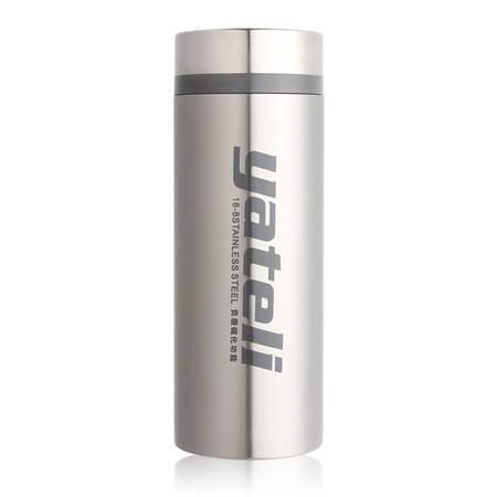 雅特丽正品304不锈钢负极磁化保温杯办公杯真空杯男女养生杯礼品