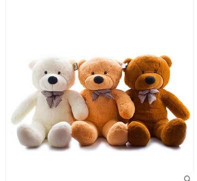 ILOOP 林嘉欣熊 泰迪熊 毛绒玩具1.4米