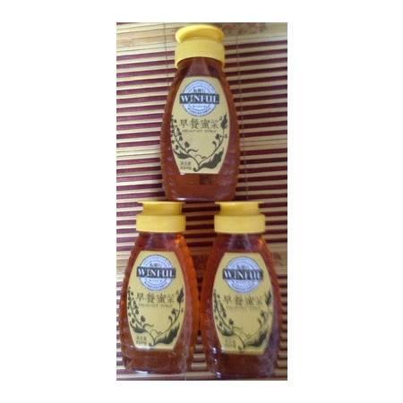 酝蜂行250g早餐蜂蜜 欧美标准有机蜂蜜