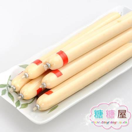 韩国进口零食品 韩国ZEK芝士鳕鱼肠20根 300g 宝宝鱼肠