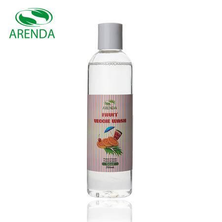阿兰达(ARENDA)全天然水果蔬菜清洗剂250ML 加拿大原装进口