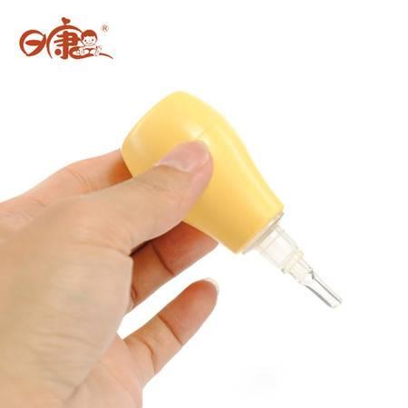 日康吸鼻器婴儿 吸鼻器 新生儿吸鼻涕器 儿童安全吸鼻器颜色随机