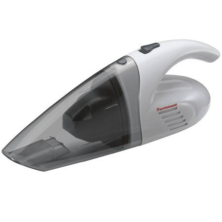 Surmount斯尔曼特 汽车用吸尘器 车载吸尘器 干湿 大功率 SMT-505(灰白)