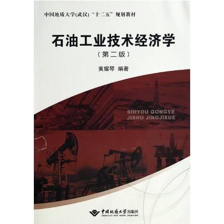 石油工业技术经济学(第2版中国地质大学武汉十二五规划教材)