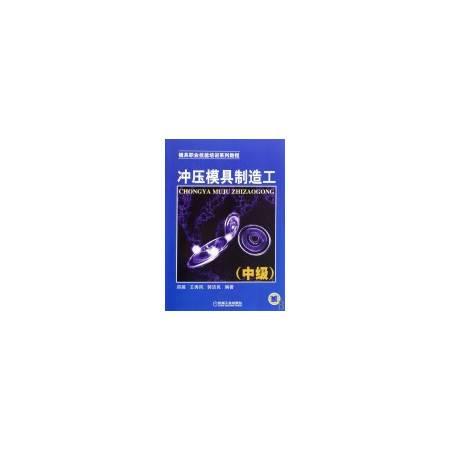 冲压模具制造工(中级模具职业技能培训系列教程)