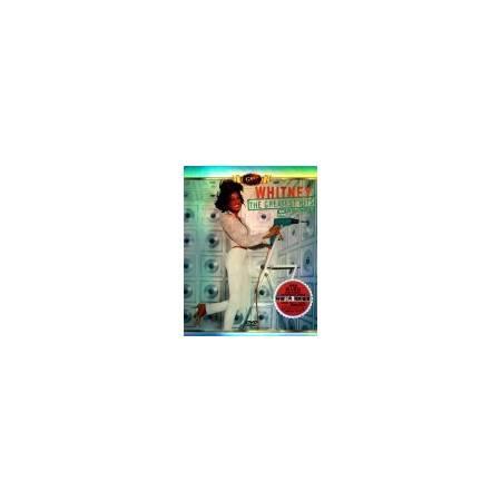 DVD惠妮休斯顿跨世纪绝对精选(畅销经典视听盛宴)