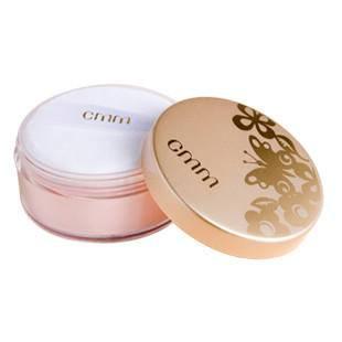 CMM郑明明 盈润修护散粉20g控油 蜜粉 定妆粉质细腻柔滑专柜正品