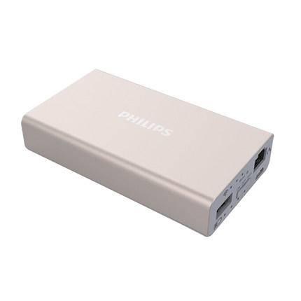 飞利浦移动电源 DLP8061 随身wifi移动电源 3G无线路由器通用充电宝