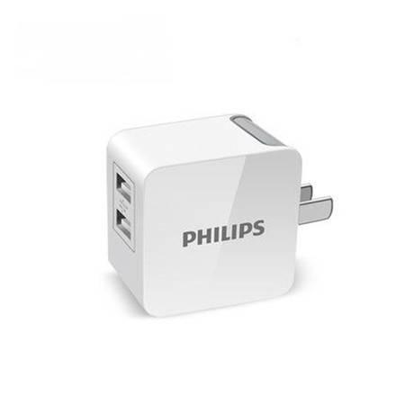 飞利浦超快插壁式充电器 DLP3018