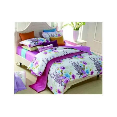 紫罗兰家纺床用四件套-水墨春色