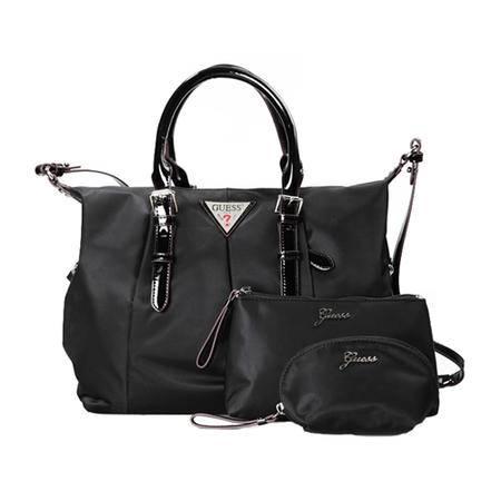 GUESS黑色手提包套装G13081T00001RS