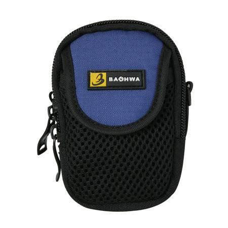 宝华摄影包 时尚休闲专业相机包 小巧便利蓝色高档 数码包