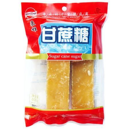 豪雄 甘蔗糖 400g/袋