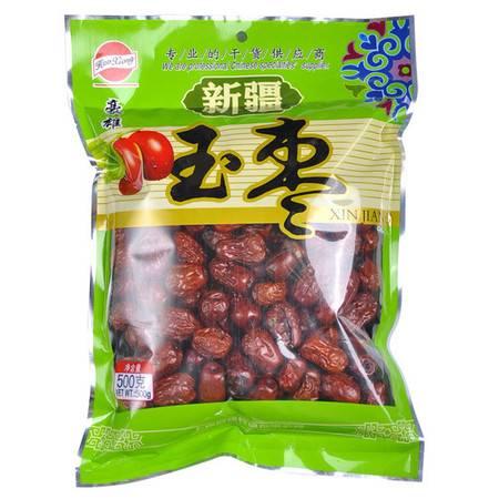 豪雄 新疆玉枣 500g*2包