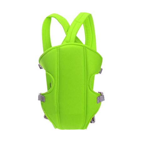 普润 婴幼儿双肩加垫背带--绿色