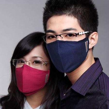 凯祥冬季男女款时尚个性 保暖口罩防雾霾PM2.5 防尘口罩(颜色随机)