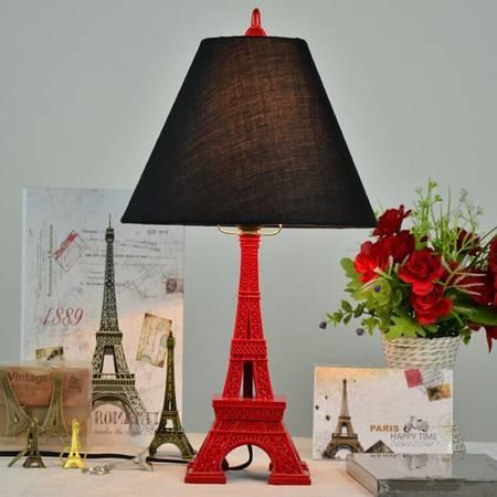普润 巴黎铁塔 床头灯/欧式台灯/创意台灯