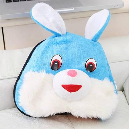 春笑牌 USB暖手鼠标垫暖手宝 颜色随机