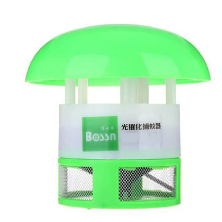 耀点100 家用灭蚊器 静音捕蚊器灭蚊灯光杀蚊器 一扫光吸蚊机 绿色XK3102