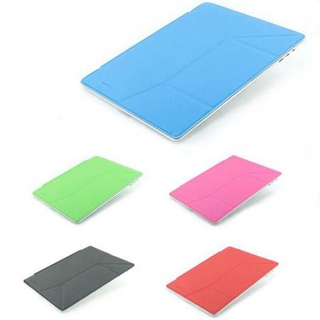 iPad2/3百变金刚 CSC 创意版智能保护套 黑色