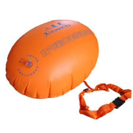 双气囊救生球安全加厚PVC浮包充气漂浮球XF7301