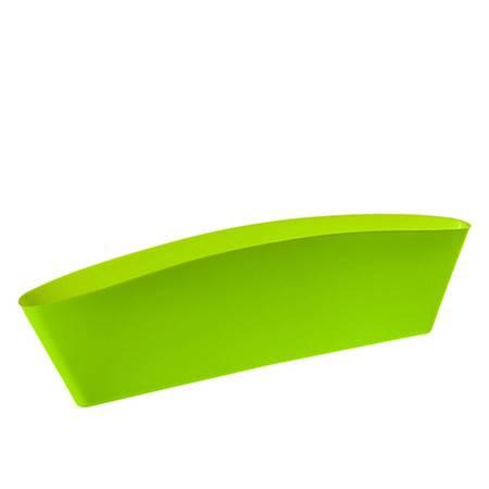 可压缩式汽车座椅夹缝收纳盒 置物盒 绿色XE6401