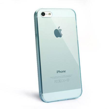 唯图诺克 GGMM系列 iPhone5/5S自带防尘塞超薄手机壳 XI3301颜色随机