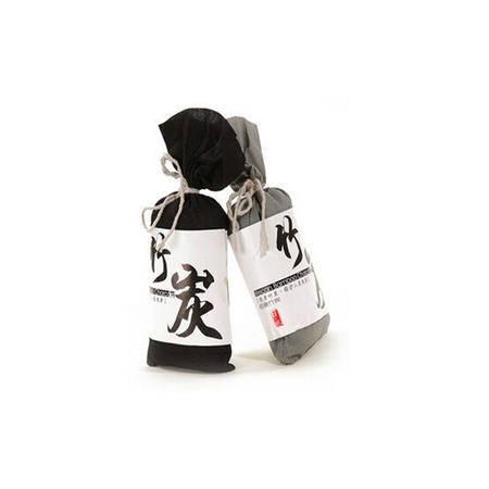 维康日式炭包 抽屉竹炭除味包空气净化 135g  5包装