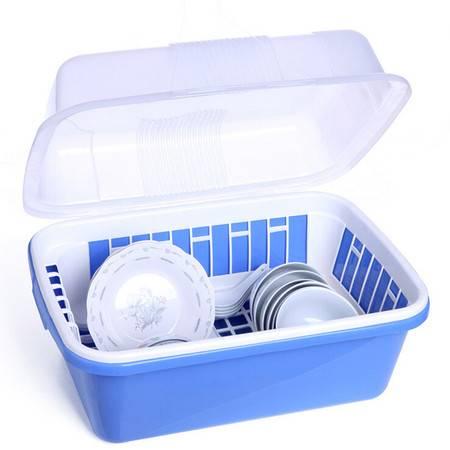家英实用型带盖沥水碗柜(A218)