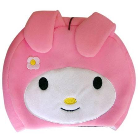 美乐兔USB暖手鼠标垫(多款式随机发货