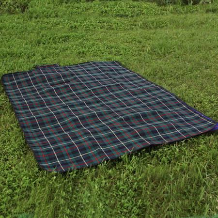 户外大加厚加宽 便携200*150cm野餐垫 真正加厚防潮垫 绿色