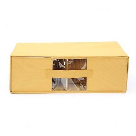 卡秀 大容量6格鞋物收纳盒 卡其色