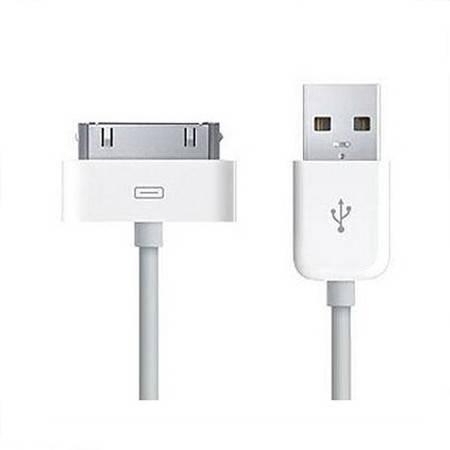 普润 V2ROCK 唯图诺克 iPhone 4/4S/iPad 2 USB数据线苹果全系