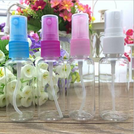 普润 美妆工具 小喷壶喷雾器 30ml喷雾喷瓶 补水分装瓶 塑料化妆喷水瓶 颜色随机