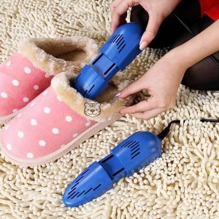 春笑 伸缩烘鞋器干鞋器CX-A蓝色