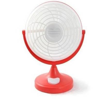 普润 简爱台式小风扇办公静音usb电扇伊品堂正品创意多角度调节风扇