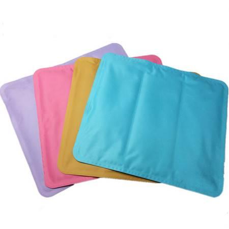 普润 夏季降温冰垫 水垫 凉垫 汽车冰坐垫 水枕头 学生坐垫 凝胶冰垫坐垫 (未注水)黄色
